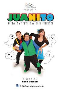 Divertido Juanito! el lunes 10/6 para escuelas