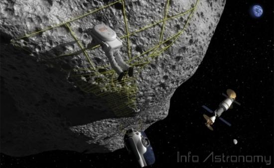 NASA: Ada 96 Hal yang Bisa Anda Lakukan dengan Asteroid