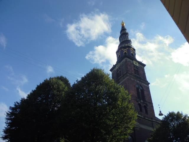 Iglesia de San Salvador (Vor Frelser Kirke)