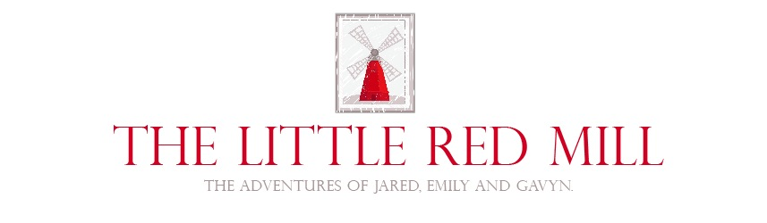 The Little Red Mill