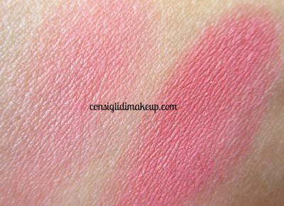 swatch blush in polvere nyx 06 25