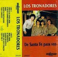 Los Tronadores