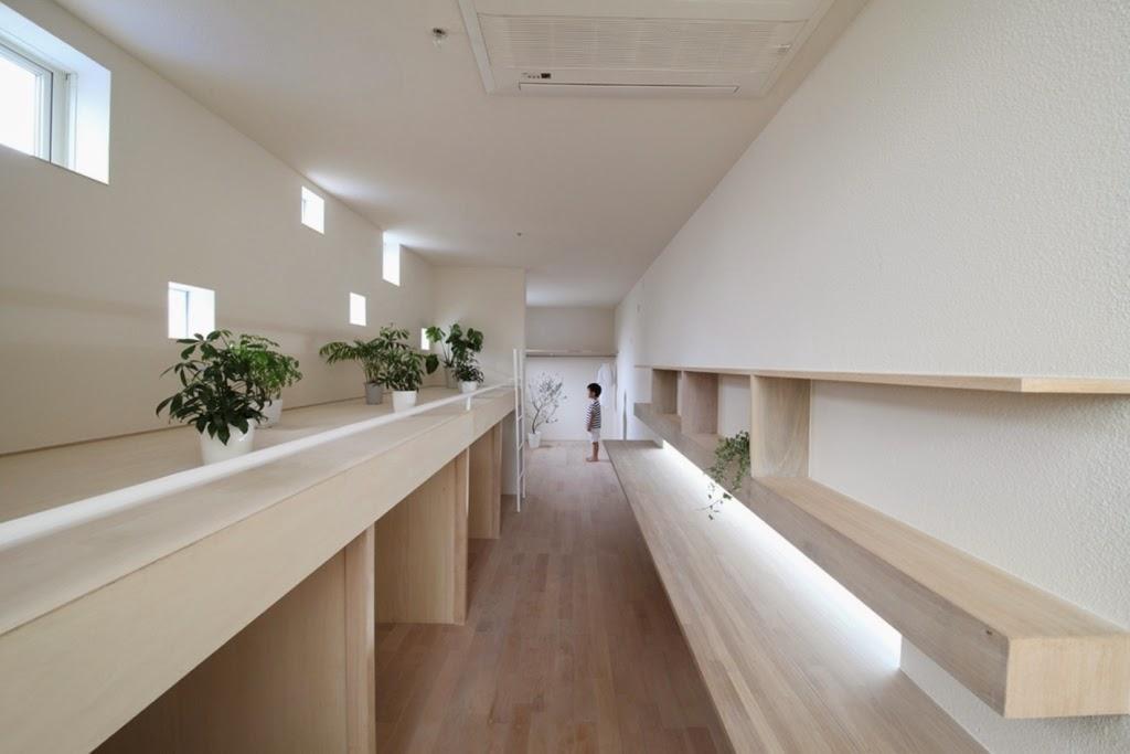 Rumah Minimalis di Lahan 3x21 Meter 2