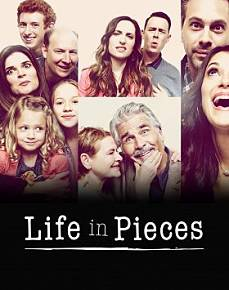 ver Life in Pieces Temporada 2×11