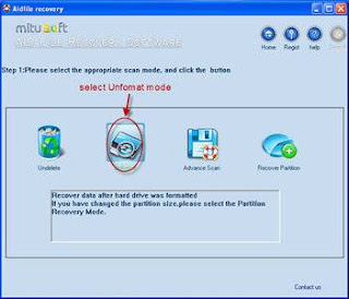 Aidfile Recovery Software 3.5.2.0 Portable