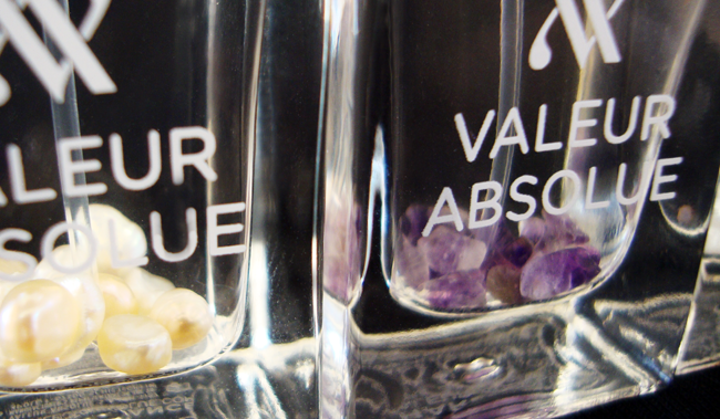 Valeur Absolue, Harmonie, Sensualité, Review