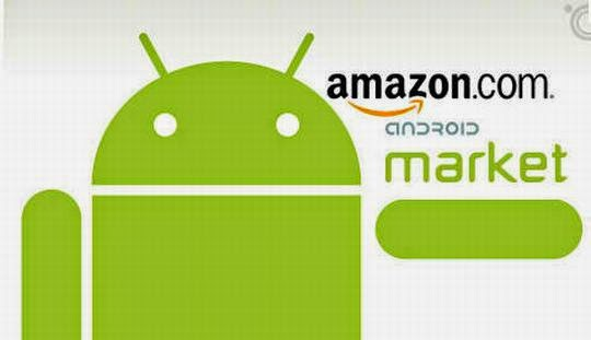 Amazon Appstore now section of its Android app