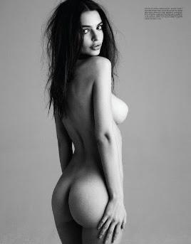 Emily Ratajkowski Naked Nude