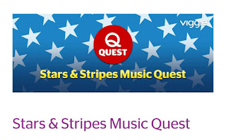 Viggle, Stars and Stripes Music Quest, Viggle Mom, Music Quest