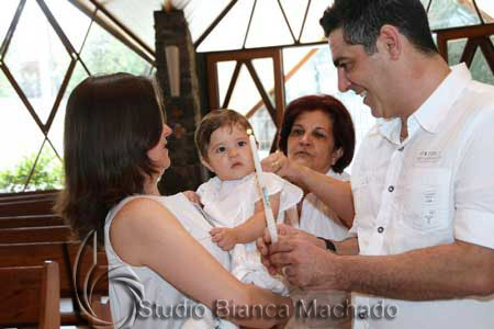 Fotolivro Batizado