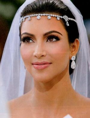 Kardashian Video on D      Nde Kim Kardashian Makyaj     Gelinish