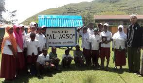 Sejarah Perkembangan Islam di Wamena Papua