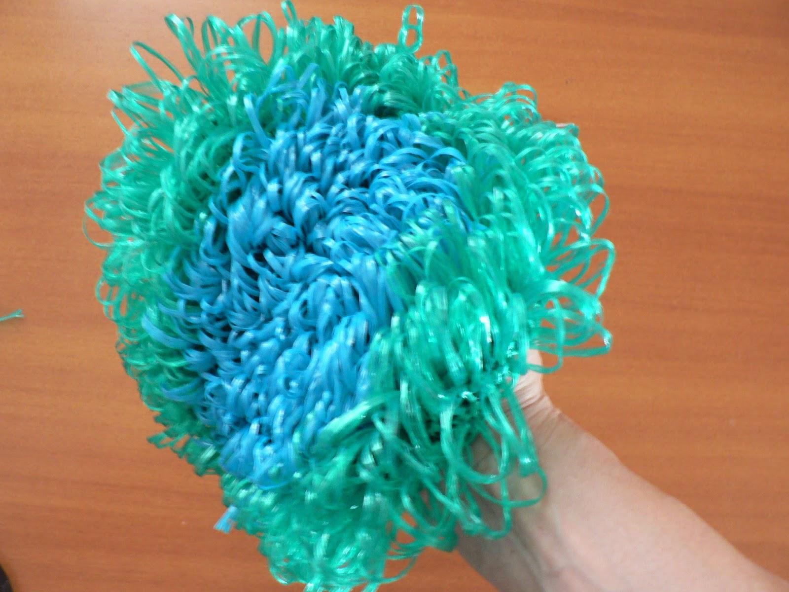 Вязание крючком мочалки - вязание крючком на 28