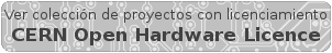Coleccion de Proyectos OpenSource Hardware
