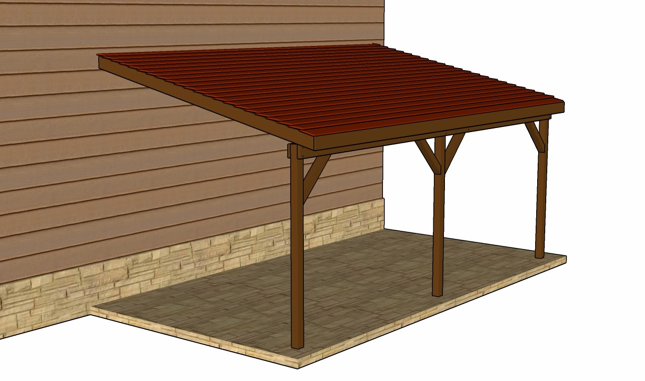 How to build a carport free carport plans how to build for 4 car carport plans