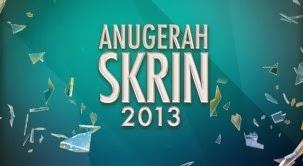 anugerah skrin 2013 tv3 live now, live astro anugerah skrin 2013