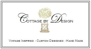 Cottage by Design with Trish Banner