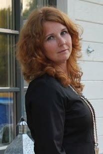 Kvinnan bakom bloggen