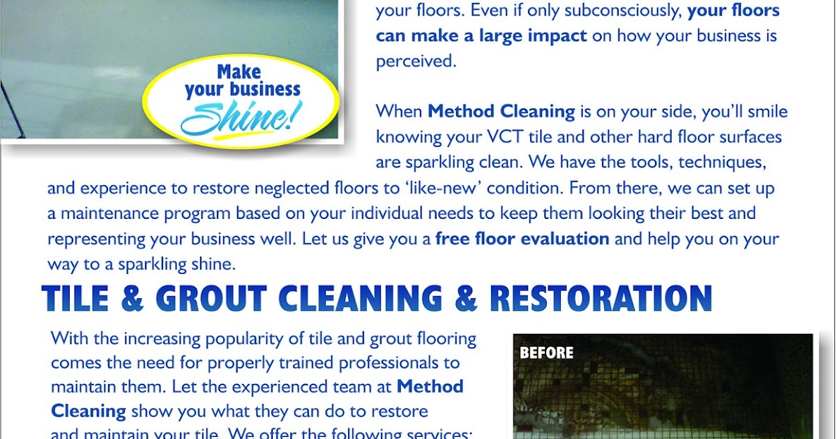 Carpet Cleaning Buffalo Blog Commercial Tile