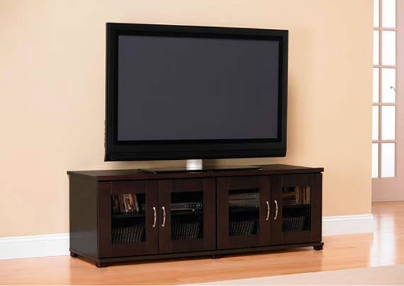 Corner TV Stand For 60 Flat Screens