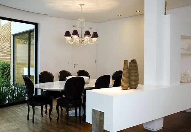 Blog Decoração de Interiores Mesa de Jantar Classica