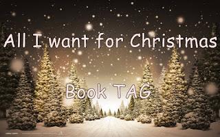 Święta, Święta i po.. poczytane, czyli All I want for Christmas Book TAG