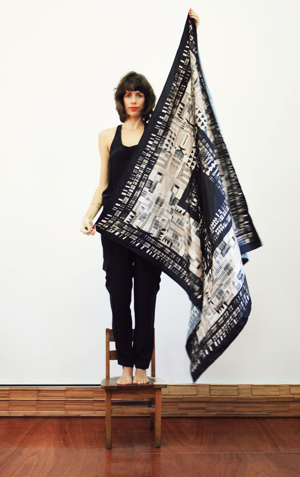 woking designs dealtry scarf collection sneak peek