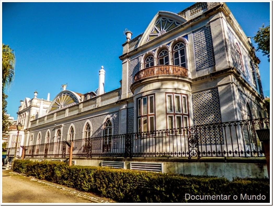 Palácio Beau Séjour; Gabinete de Estudos Olisiponenses; Palácios de Lisboa;