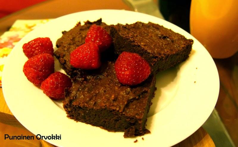 Gluteenittomat browniet