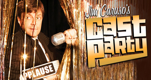 Jim Caruso and Billy Stritch host CAST PARTY in Las Vegas tonight at the Smith Center