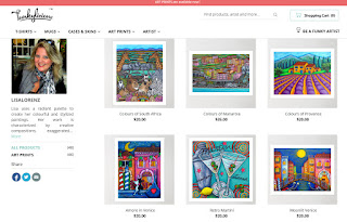 I am pleased to announce that I have been asked to join Funkylicious.com View my work here: https://funkylicious.com/en/artist/LisaLorenz