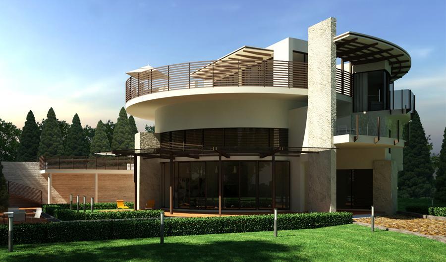 Ultra Modern Home Plans new modern house plans in kerala