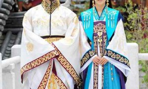 korean drama king's dream
