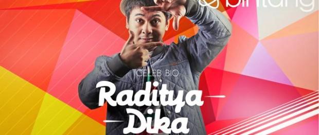 Biodata dan Profil Artis Raditya Dika
