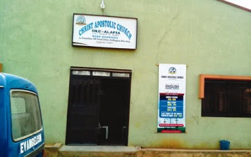 robbers attack cac church lagos