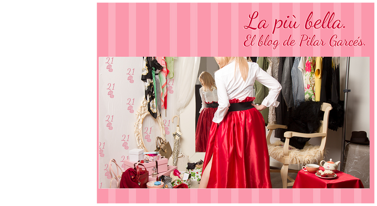 La più bella. El blog de Pilar Garcés.