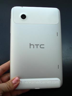 HTC Flyer safety