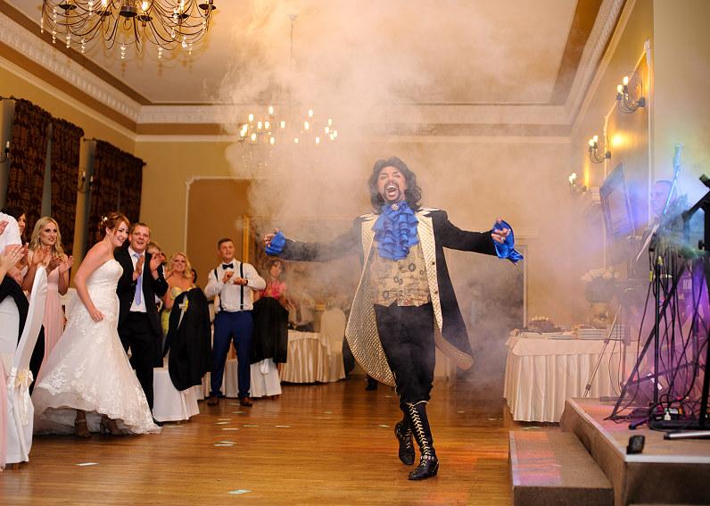 Kirkorovas vestuvėse