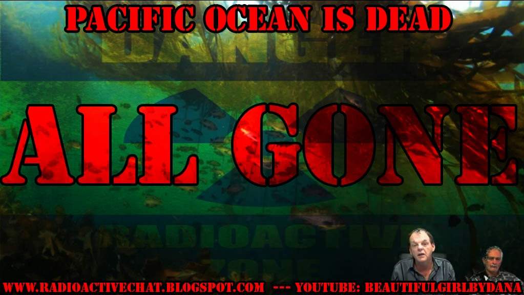 Pacific Ocean Is Dead Horrors Canadian West Coast Sea Life Mass Deaths Fallout Radiation