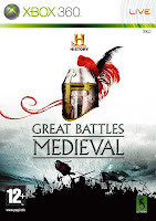 The History Channel: Great Battles Medieval XBox 360