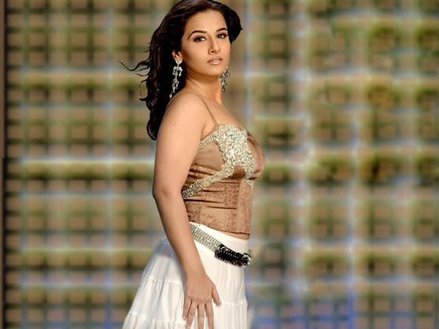 Vidya Balan Bollywood HD Wallpaper
