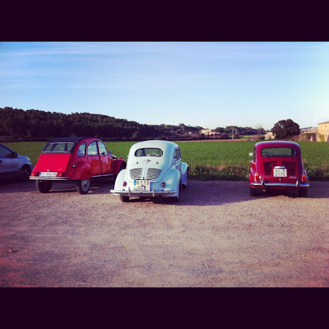 COCHES VINTAGE