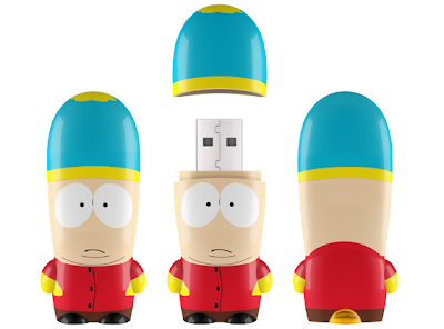 South Park Mimobot USB Flashdrives Wave 1 by Mimoco - Cartman