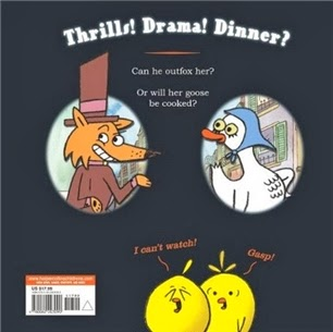 Back cover of That is NOT a Good Idea! by Mo Willems