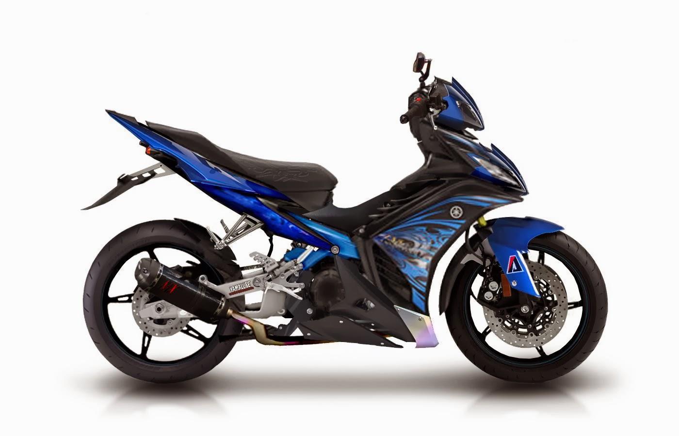 Motor Baru Yamaha Jupiter Mx 2014