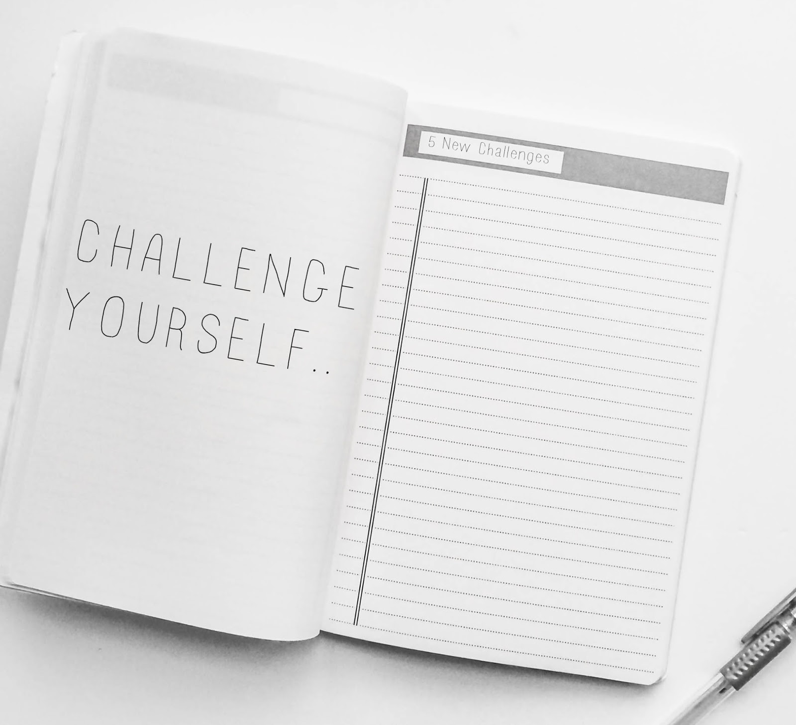 inspiration challenges