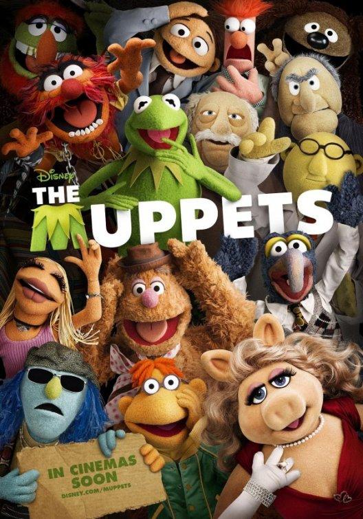 muppets trailer