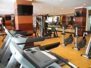 gym Pangeran Hotel Pekanbaru