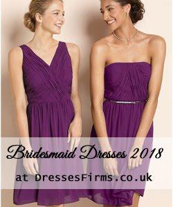 Bridesmaid dresses 2018 dressesfirms.co.uk