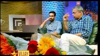 Koffee with DD – Veera, Regina and Gautham Menon  Vijay Tv Promo 15th March 2015
